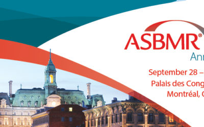 Come see us at ASBMR